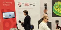 T3DMC 3D Scanning