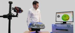 Portable 3D Scanning