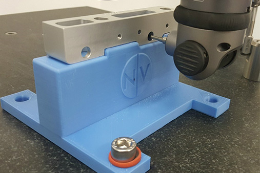 Simplify the 3D scanning process with 3D printed fixtures - T3DMC
