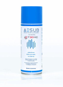 AESUB 3D Blue Single Scanning Spray