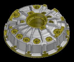 Reverse engineering 3D scanning