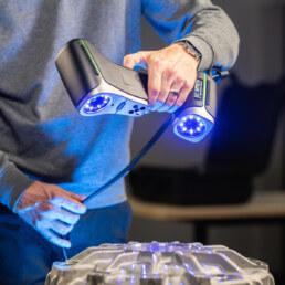 Five measurement modes - KSCAN Magic 3D Scanner