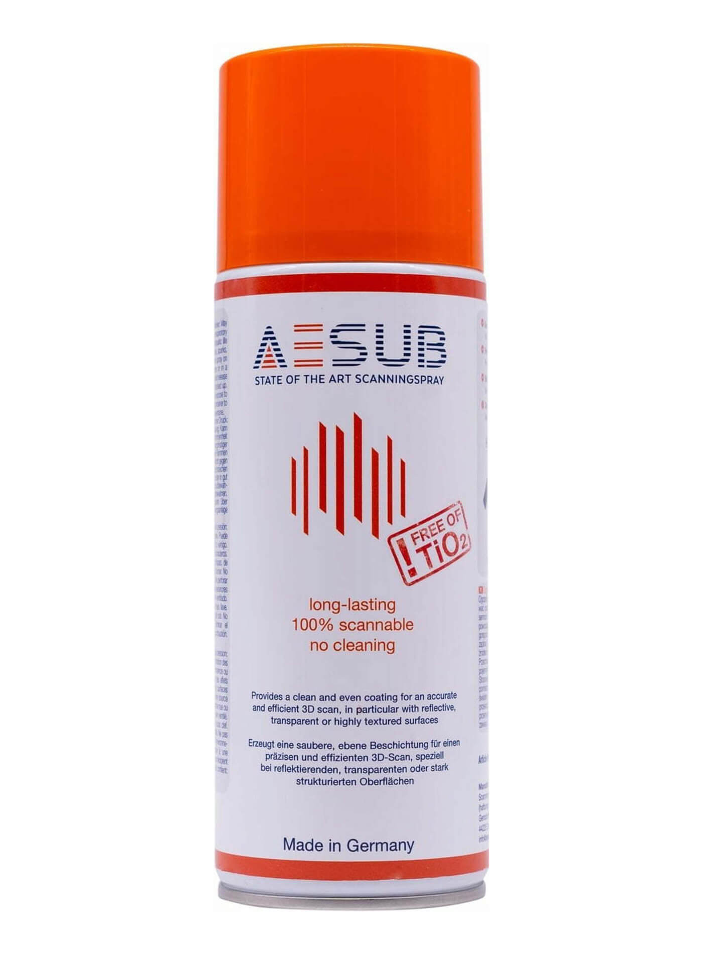 AESUB Orange 3D Spray | T3DMC