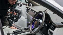 3D scanning for automotive applications
