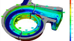 3D Scanning BorgWarner | 3D Scanning Geometry | T3DMC