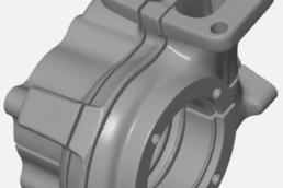 BorgWarner 3D Scanning   T3DMC